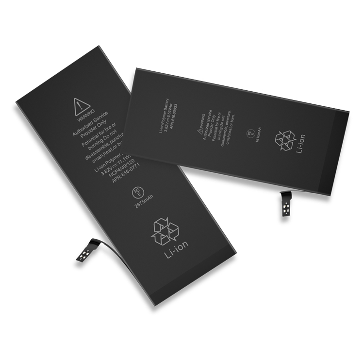 china mobile phone battery oem cellphone battery Mobile phone battery for iphone 5 6 7 8