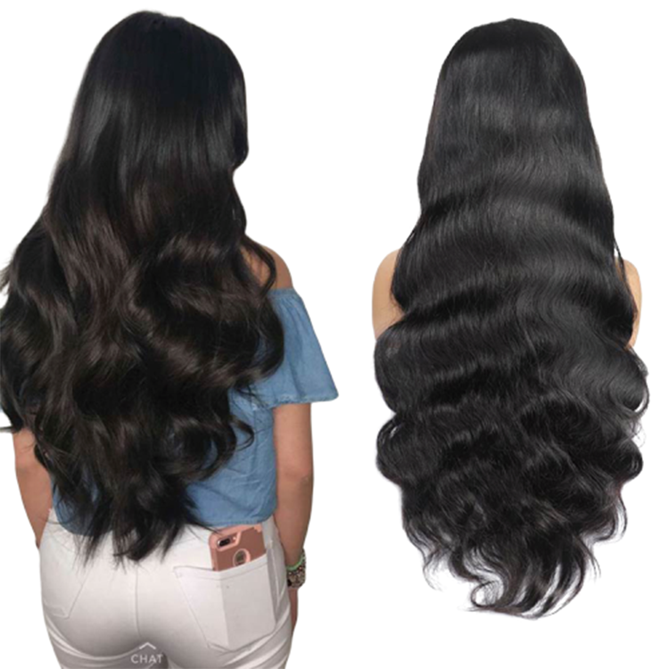 Thick and full deep part virgin Brazilian <strong>human</strong> hair lace front wig body wave transparent frontal wig <strong>human</strong>