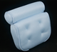 Amazon Hot Selling Bath Tub Pillow With Suction Cups Spa Cushion