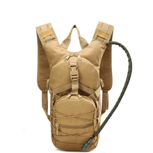 Outdoor Camping Military Tactical Hydration Backpack <strong>Camelback</strong> Cycling Water <strong>Bag</strong> with 2.5L Ladder
