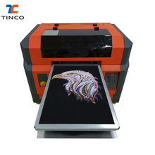 TINCO 2019 multifunctional graduation commemorative T-shirts DTG digital printer <strong>equipment</strong>