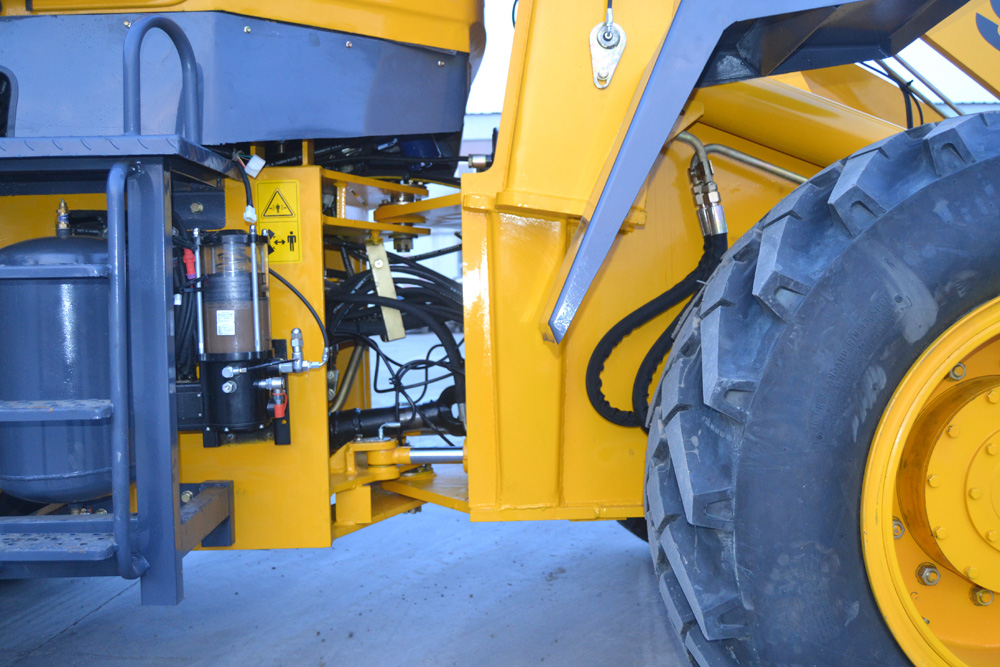 Top brands YFL36  wheel loader 10t  with bucket capacity 2m3