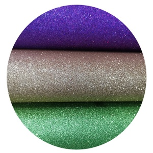 2019 popular Free sample colorful glitter paper for DIY decoration/Christmas decoration