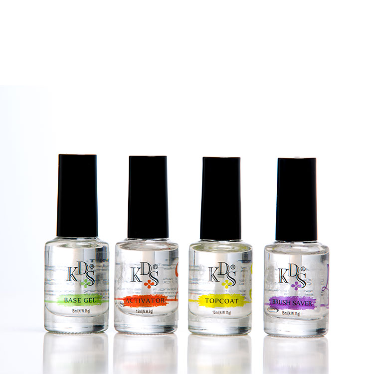 kds private label bulk dipping powder base dip. activator. top coat dip pour ongle