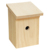 Custom New Unfinished Wood Bird House Cage packing box