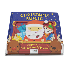 Custom Print Story Child Board Printing Cardboard Usborne Service Publisher China Activity Christmas <strong>Book</strong>