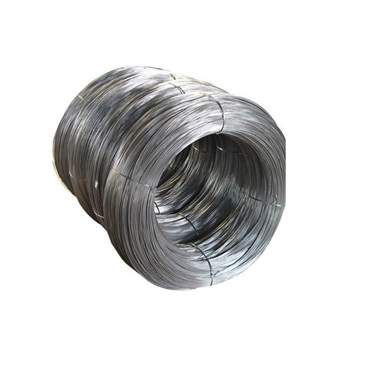 <strong>Q195</strong> Q235 Electro Galvanized Steel Wire for Farms Use