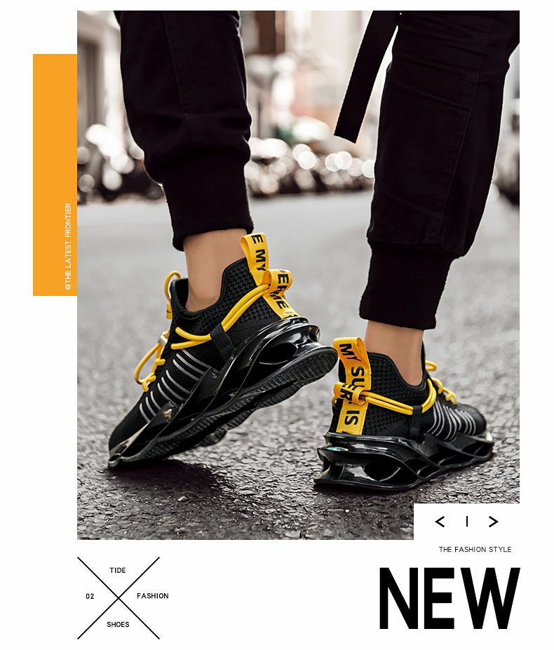 Men Casual Fashion Trend Fabric Laces Shoes Men Male Spring Summer Breathable Light Walking Shoes Soft Quality