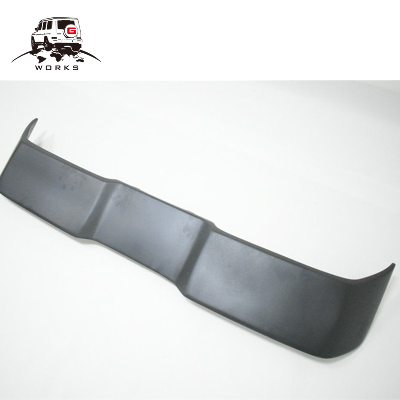 w463 fiber glass rear wing <strong>W</strong> style for G class <strong>W</strong> 463 G63 G65 rear spoiler 1990~2018