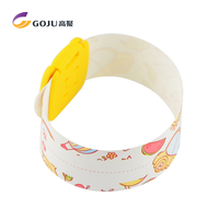 Waterproof Custom Bracelet For Children,Wristband Anti Lost Alarm