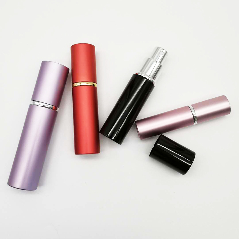 5Ml 8ML 10ML 15ML 20ML Pocket Pump Refill Bottle Mini Portable Travel Refillable Perfume Atomizer