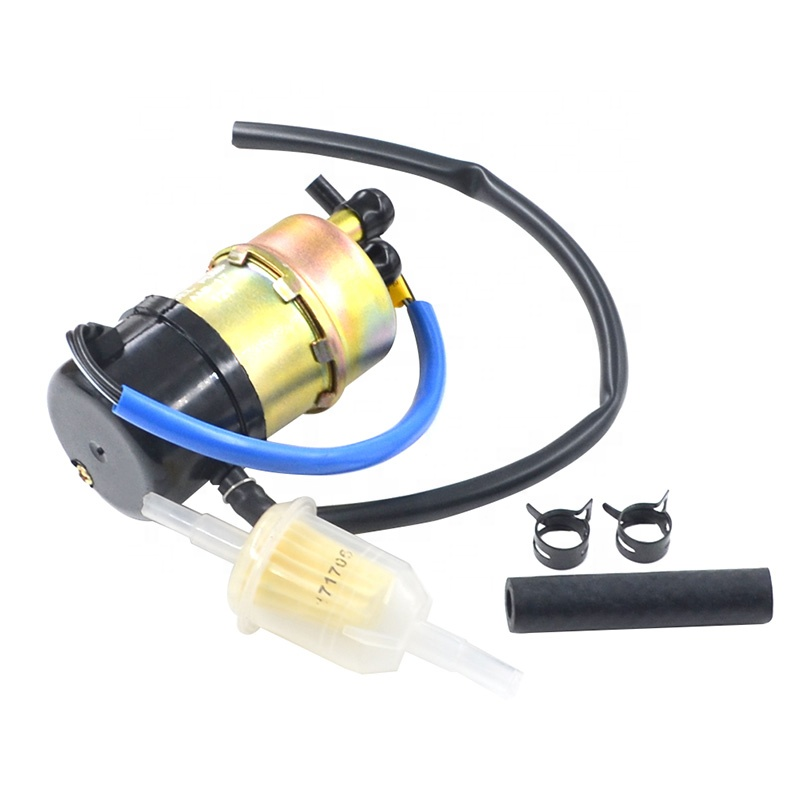 Motorcycle Engine Gasoline Fuel Pump For Kawasaki Mule 1000 2500 2510 3000 3010 3020 KAF450 KAF620 A/B/C/E/F/G/H/G/K/<strong>J</strong>