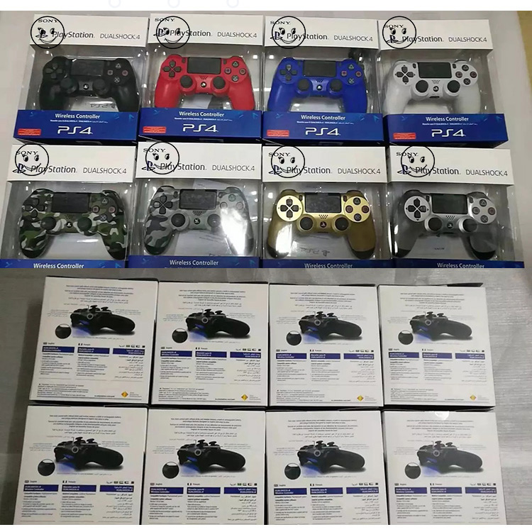 joystick game control ps4 pro controller wireless console 4 ps4 gamepad bluetooth For PS4