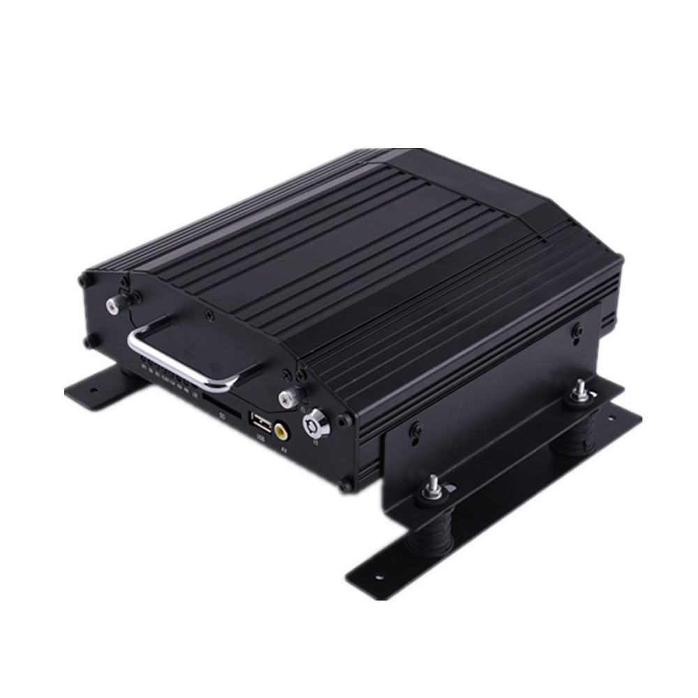 CMSV6 MDVR 4CH HDD Mobile DVR with <strong>3G</strong> 4G GPS