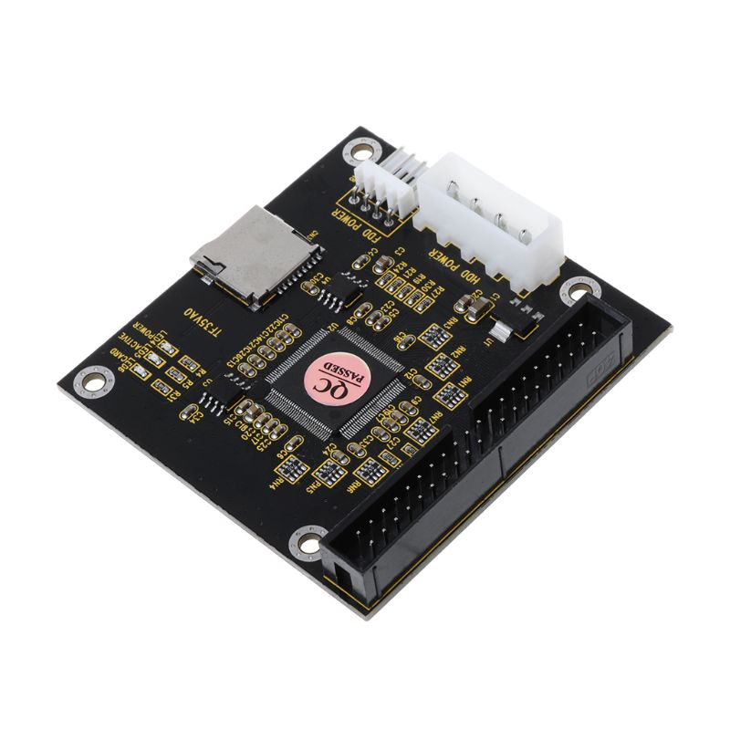 New MICRO SD TF to IDE TF to 40P Converter Adapter Module