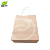 Gift wrapping custom made color paper bag gift drawstring packing bag