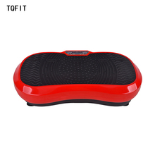 TQFIT vibration platform fitness equipment oscillating crazy fit massage, vibration <strong>plate</strong>