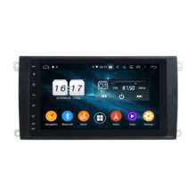 KLYDE KD-8246 For Cayenne 2003-2010 android 9.0 GPS car head unit Navigation auto radio stereo dvd player