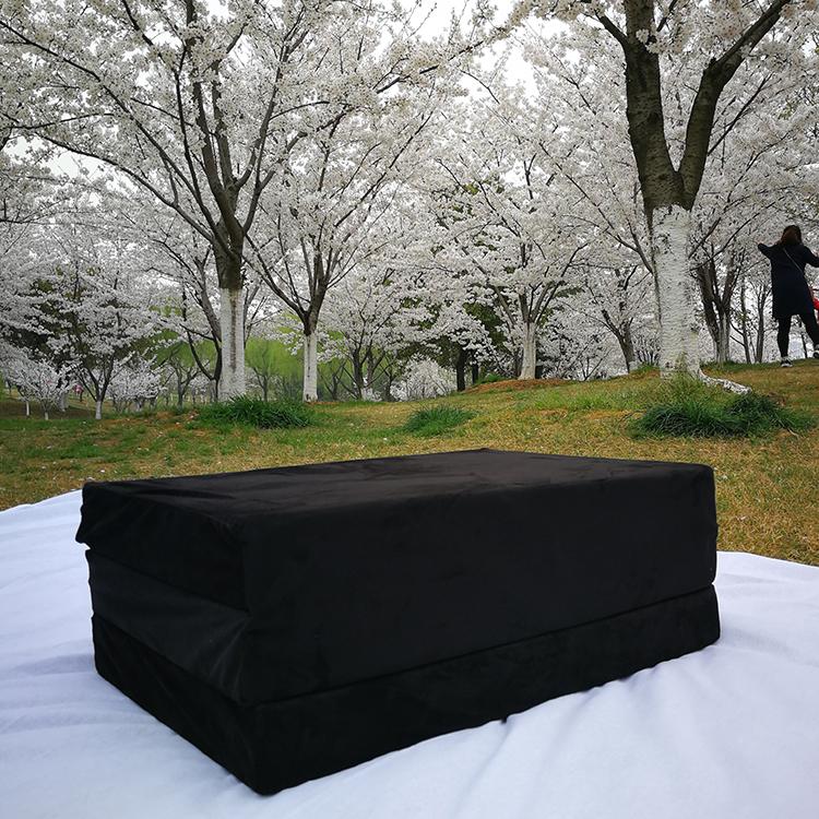 Outdoor travel memory foam folding fold mattress - Jozy Mattress | Jozy.net