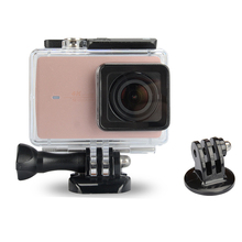 KingMa 40M Diving Housing Waterproof Case for Xiaimi <strong>YI</strong> 4K Action <strong>Camera</strong>