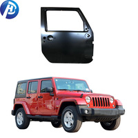 High Quality Wholesale auto body parts front/rear door accessories for jeep wrangler jk