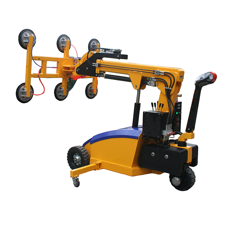 Lifter Vacuum 2000w Electric Glass Lifting Equipment for Marble Slate Board Carry