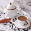 cup and tea pot