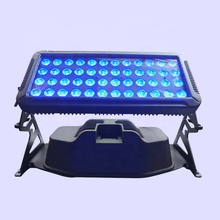 48*10W 48 <strong>x10</strong> Watt Outdoor Stage Architecture Building Landscape Light 48x10 Watt RGBW 4IN1 LED Waterproof Wall Washer