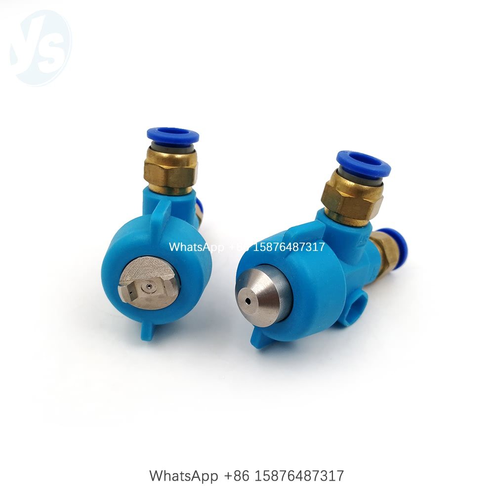 YS Plastic Mini Air Assisted Atomizer, Compressed Air and Water Atomizing <strong>Nozzle</strong>