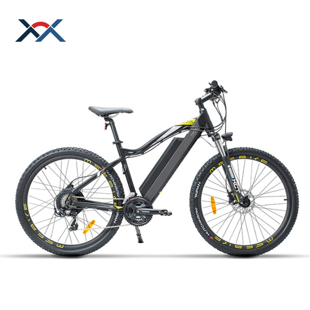 48V 400W Motor <strong>Electric</strong> Mountainbike 48v 13Ah Sport Lithium Battery 27.5&quot; Tires F/R Hydraulic Disk Brake <strong>Electric</strong> Mountainbike