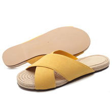 2020 New Fashion Summer Womens Leather Ladies Open Toe Shoes Sexy Flat Platform <strong>Slippers</strong>