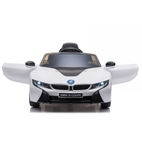 Hot Selling Factory Directly Sell License BMW I8 small ride on toy electric child remote control toy cars for kids
