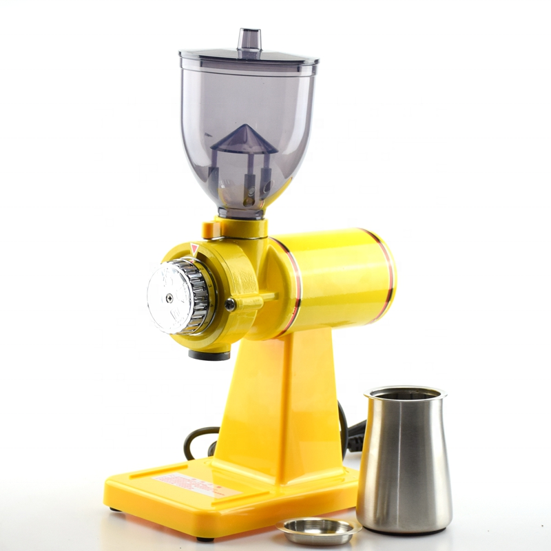 Ecocoffee Commercial Electric Coffee Beans <strong>Grains</strong> and Nuts Grinding Machine 220V Espresso Coffee Maker Coffee Grinder BM3051