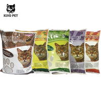 2019 ODM or OEM Cat Litter market new trend