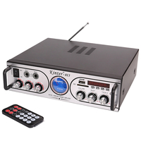 Kinter-013 Mini Equalizer Hifi Digital Karaoke Amplifier For Home Audio