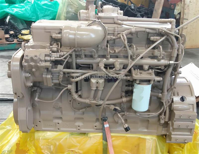 New Genuine QSL QSM 6B 6C K19 diesel engine assembly complete