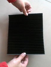 Accordion Protective Flexible Dust <strong>Flat</strong> bellows