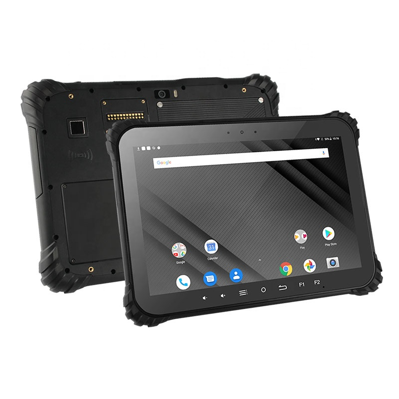 10 Inch 4GB RAM/64GB ROM Rugged Octa Core IP67 Waterproof Android Tablet