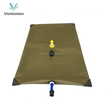 Veniceton professionally produced flexible water storage bladder <strong>1000</strong> litres of rain water