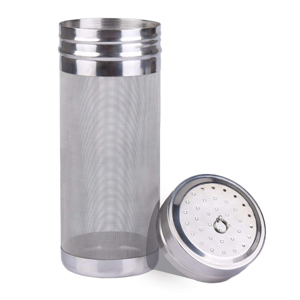 Stainless steel 304 Beer Dry Hopper Filter <strong>screen</strong> stocked