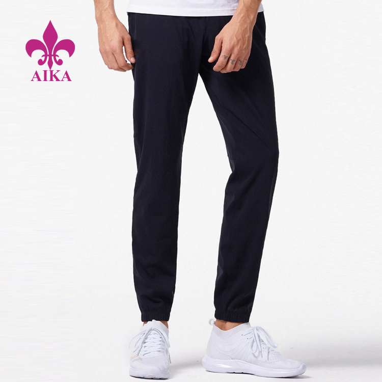 Custom Casual Design Regular Fit High Quality Cutting Stay Cool Men Sports Pants