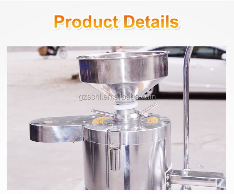 Restaurant use soybean machinery Commercial Electric Soya Bean Milk Making Machine 30 litre