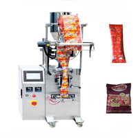 Full Automatic Granule Packing Machine for Nuts/Snack/Bean Packing ZH-VG320