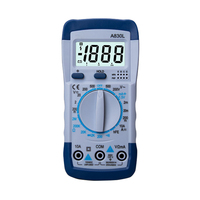 ODETOOLS HD Digital Display Multimeter with Backlit Screen