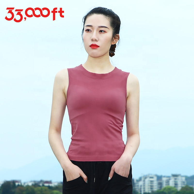 high quality <strong>women</strong> sexy sport bra top sports vest Sport Top