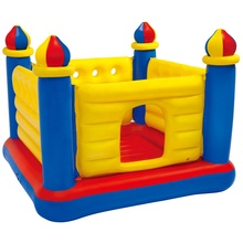 INTEX 48259 Indoor Inflatable Jumping Castle Bouncer for Toddlers