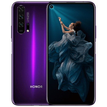 Original HUAWEI Honor 20 Pro 4G 8+256GB Smartphone CN Version 6.26 Inch 4000mAh Android 9 HUAWEI Honor 20 Pro Mobile Phone