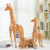 100cm Plush Giraffe Toy Realistic Giraffe Plush Toy Stuffed Animal