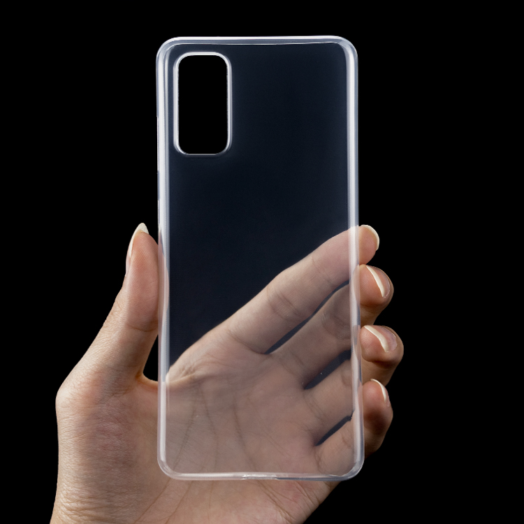 High quality 0.35mm super thin clear cover for samsung s20 case, new transparent for samsung s20 ultra case soft TPU for s20 <strong>p</strong>