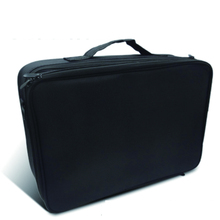 Professional Makeup Bag Portable Partition Large Storage Makeup Box Multi-layer Makeupi Beauty Bag